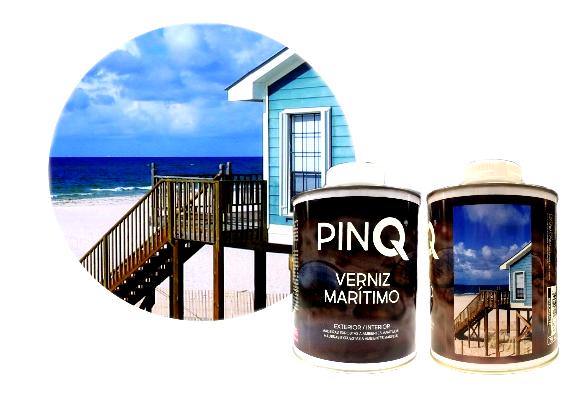 PinQ- Verniz Marítimo